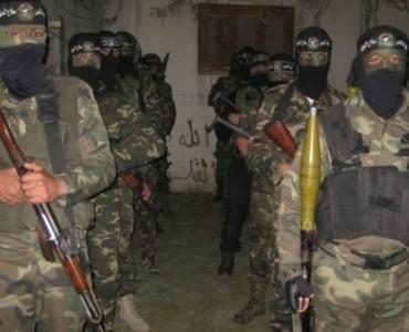 صور : مجاهدي ألوية الناصر صلاح الدين أثناء الإستعداد للإنتشار على نقاط الرباط