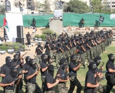 ألوية الناصر صلاح الدين تخرج فوج