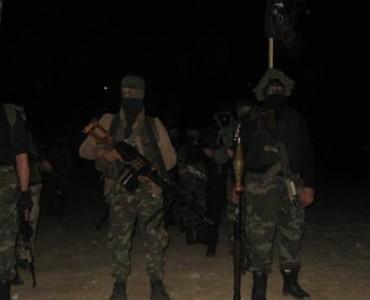 صور : إنتشار مجاهدي ألوية الناصر صلاح الدين في نقاط الرباط الليلية