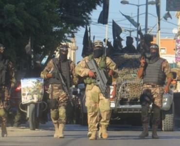 العرض العسكري لألوية الناصر صلاح الدين بمناسبة الإنطلاقة الـ